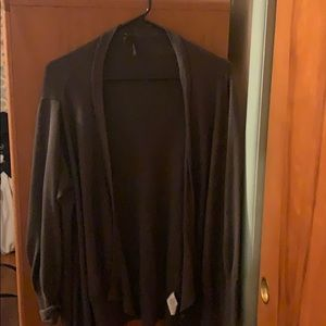 Maurice's Open Front Cardigan